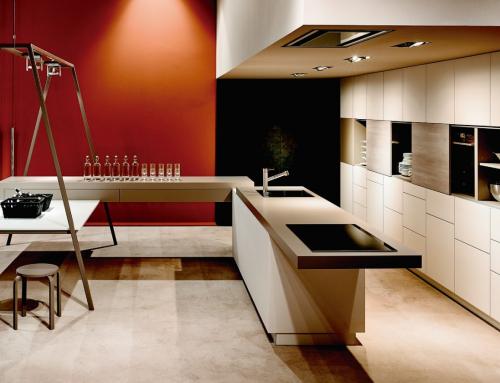 Cocinas abiertas, diseños..