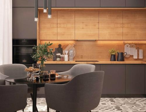 Cocinas minimalistas modernas